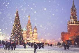 The History of Christmas in Russia