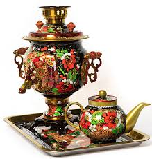 The History and Tradition of Russian Samovar