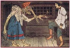 Baba Yaga – The Russian Folktale Witch