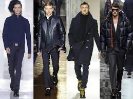 Fashion Trends of Russian Men