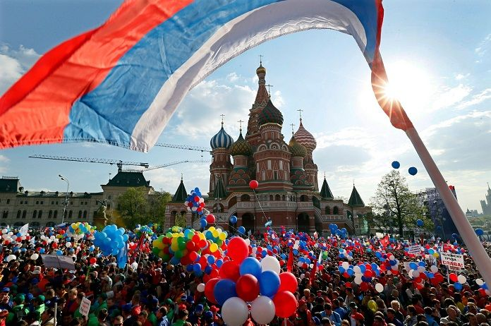 All About Labor Day As Holiday in Russia – History and Meaning