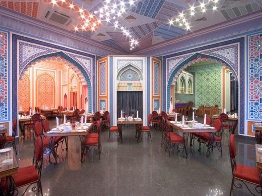 7 Halal Restaurant in St. Petersburg