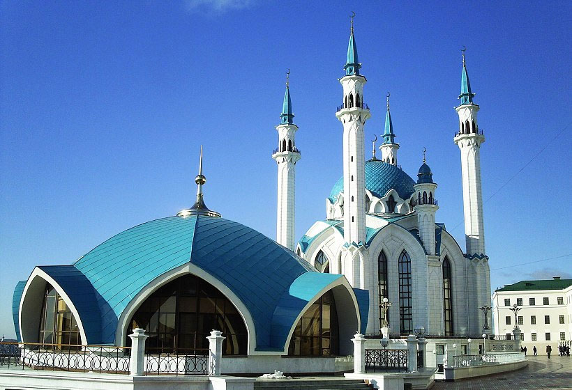 10 Most Unique Mosques in Russia