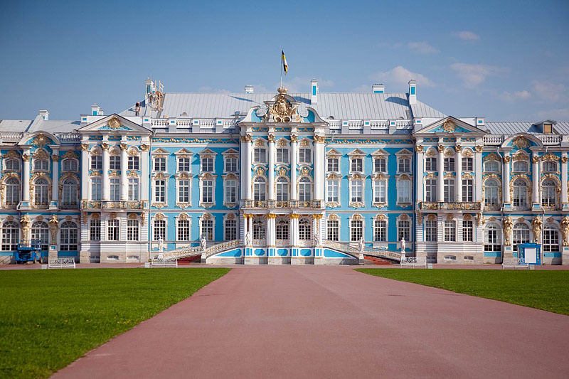 8 Facts About Catherine Palace in Russia