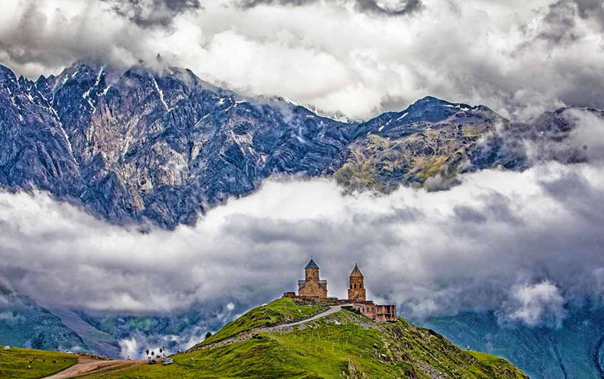 Top 7 Things Worth to Know About Caucasus Mountains