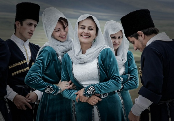5 Top Things That You Didn't Know About People of Caucasus