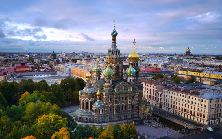 6 Various Reasons Why You Should Visit St. Petersburg