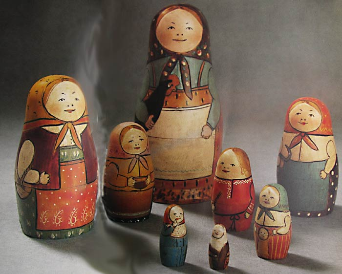 How to Buy Authentic Russian Matryoshka