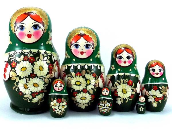 9 Interesting Facts of Russian Matryoshka Dolls