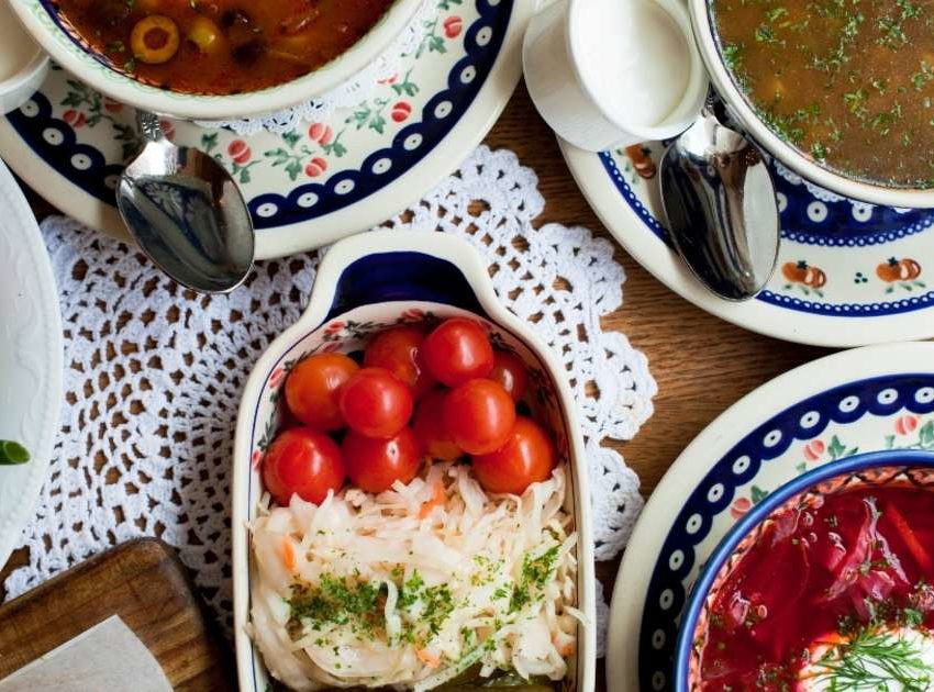 8 Favorite Foods in Russia During Summer