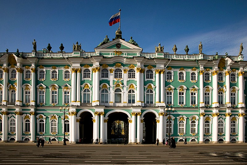 9 Interesting Facts of Winter Palace in Russia