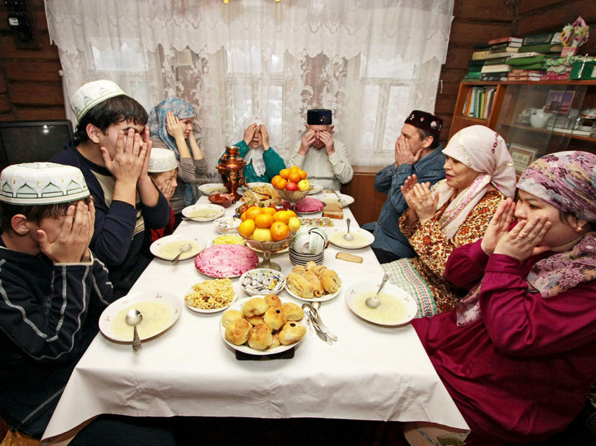 Traditions of Eid Al Fitr In Russia
