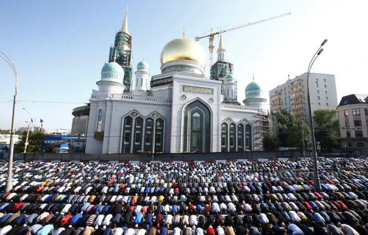 7 Facts About Celebrate Eid Al Fitr in Russia
