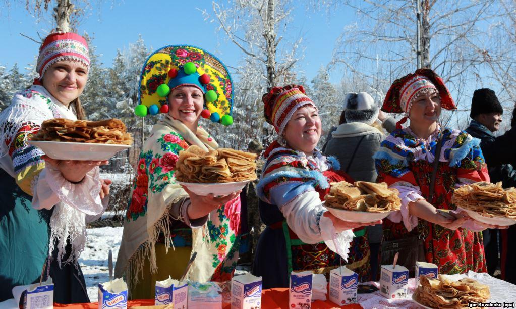 Celebrating Maslenitsa The Russian Way The Seven Days Of