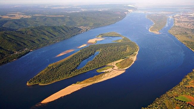 Unique History of Volga River That You Need to Know