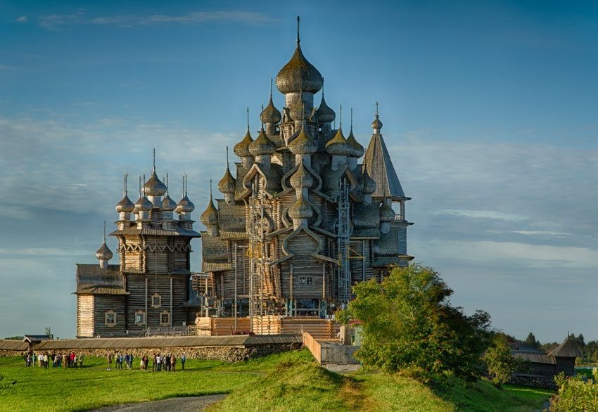 Unique Facts of Russian Architecture
