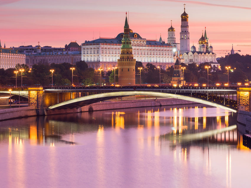 The 5 Best Destinations in Russia For Spending Your Holiday