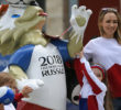 5 things Russian do to celebrate the incoming of FIFA world cup 2018 in Russia