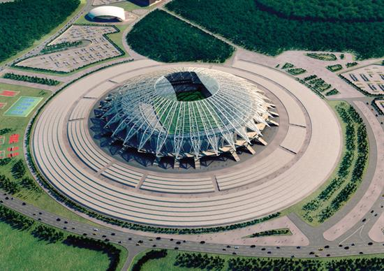 3 Biggest Stadium in Russia That You Can Visit