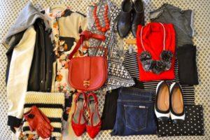 fall trip items