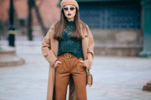 fashion of russian woman