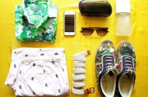 summer holiday for men