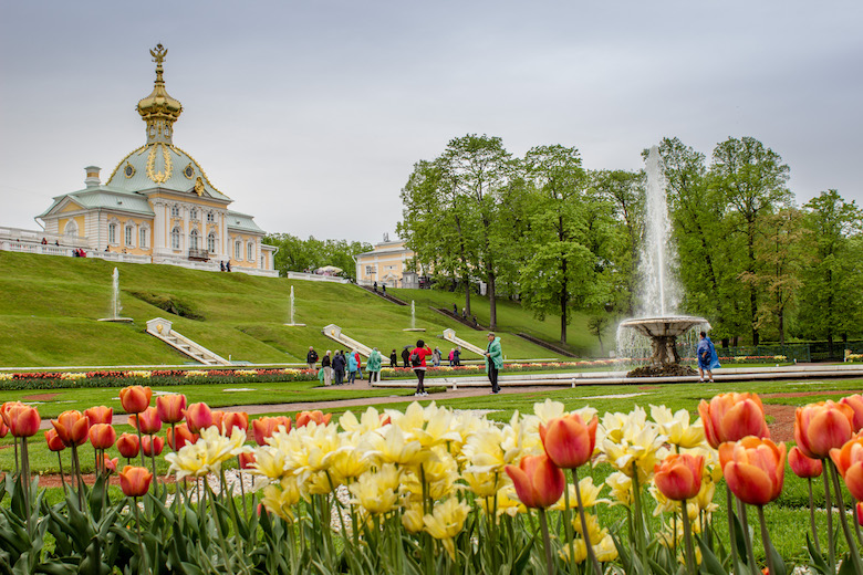 Packing List For Trip To Russia In Blooming Spring Time
