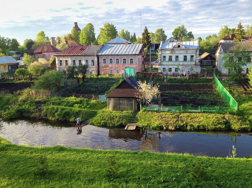 6 Most Scenic Village in Russia For You to Visit