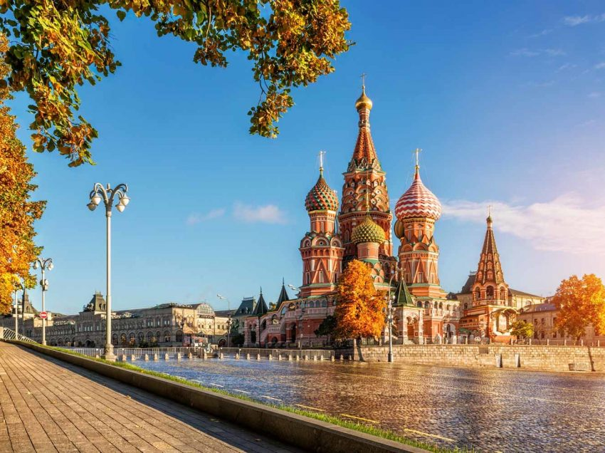 9 Facts about Russian autumn in Russia