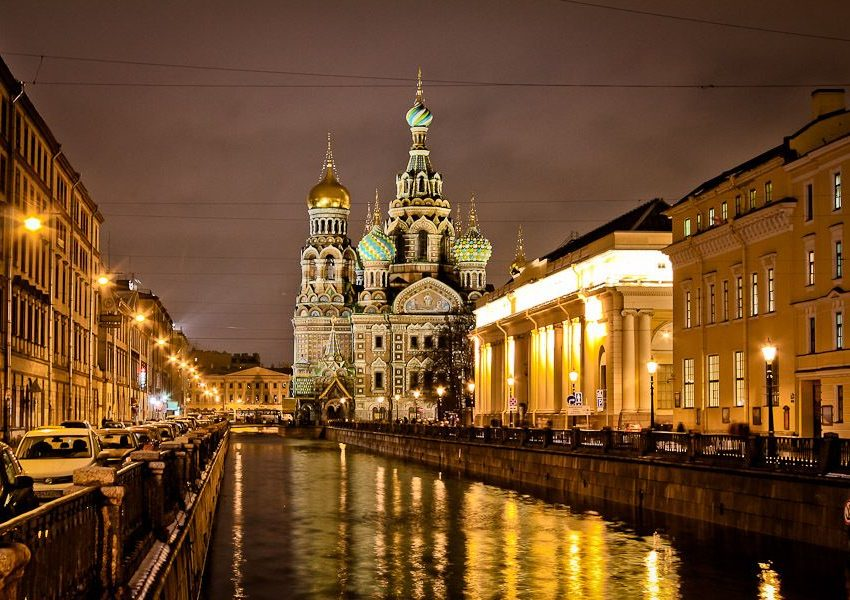 5 Beautiful and Most Visited Cities by Tourist in Russia
