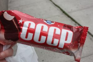 russian ice cream