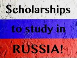 scholarships to russia