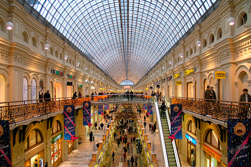 How To Do Clever Shopping in Moscow, Russia