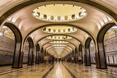 11 Interesting Facts of Mayakovskaya Metro In Moscow