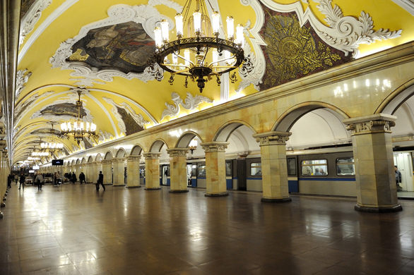 11 Hidden Facts of Metro Stations in Moscow