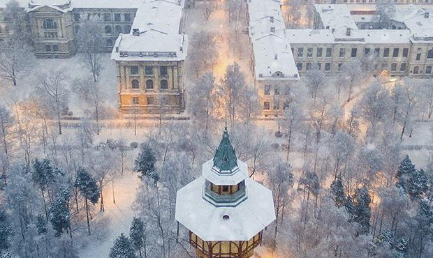 7 Best University in St. Petersburg, Russia