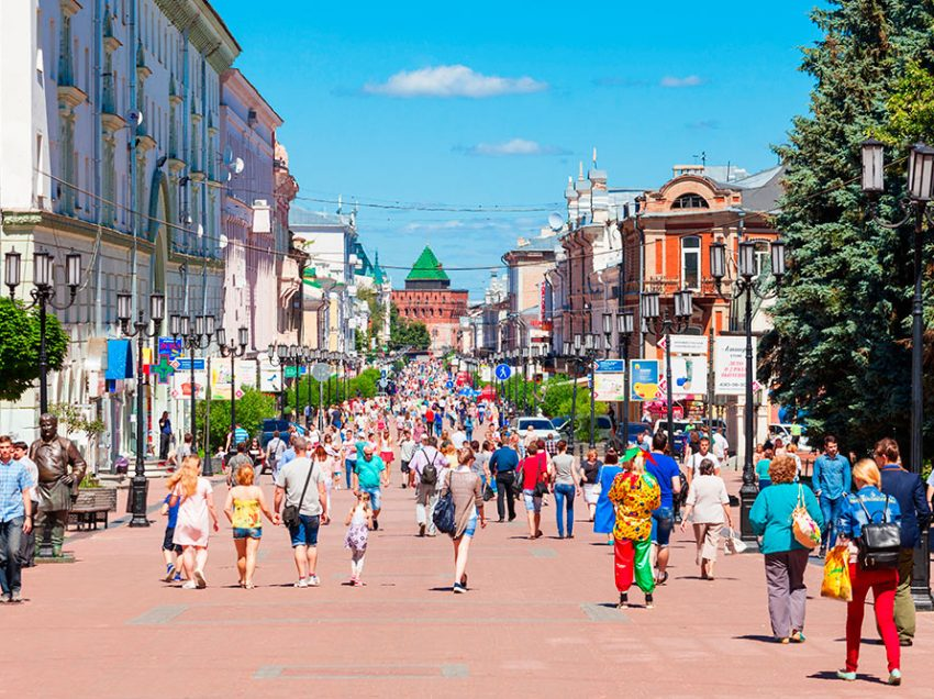 7 Attractive Facts About Nizhny Novgorod