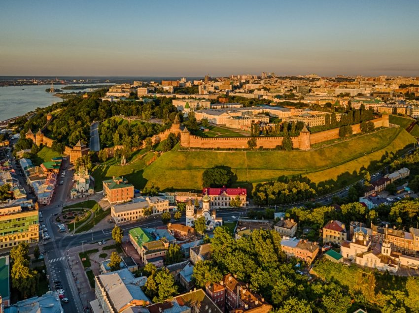 5 Places Worth To Visit In Nizhny Novgorod