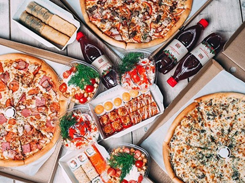 Getting hungry at midnight? Here are 24 hour food delivery in Russia