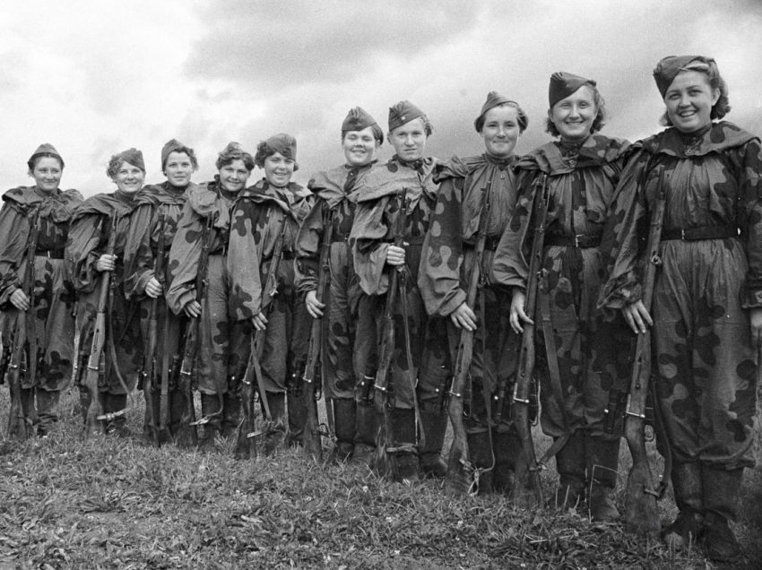 Get To Know The Role of Russian Women in Soviet Military