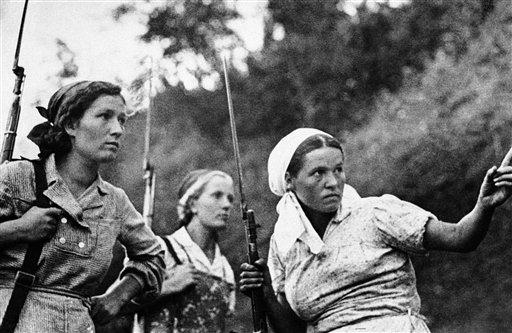 8 Facts of Women in Soviet Union
