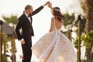 Russian wedding tradition
