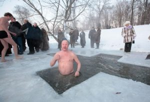 epiphany in Russia