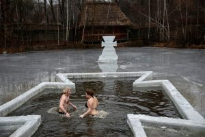 how Russian celebrate epiphany