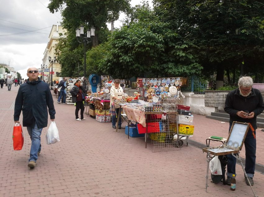 Popular Markets you should visit when you are in Nizhny Novgorod