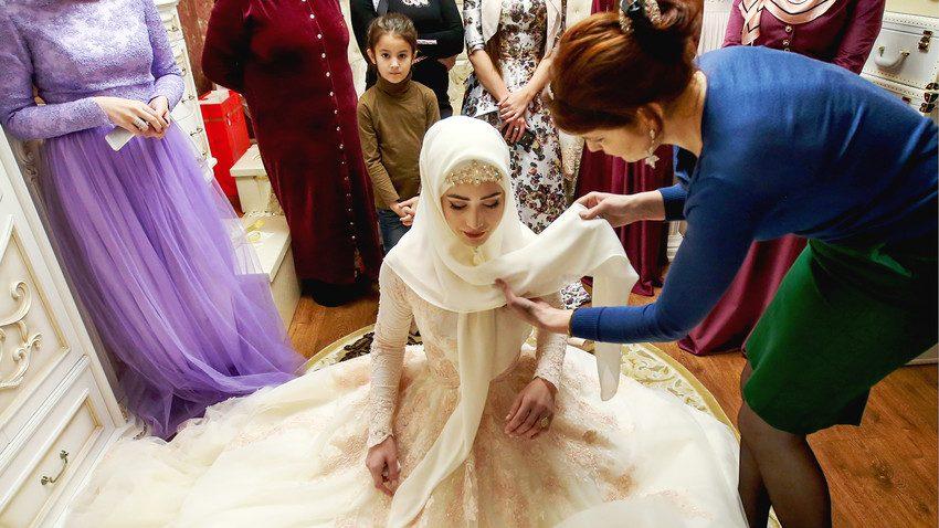 6 Astonishing Muslim Wedding Traditions In Tatarstan, Russia