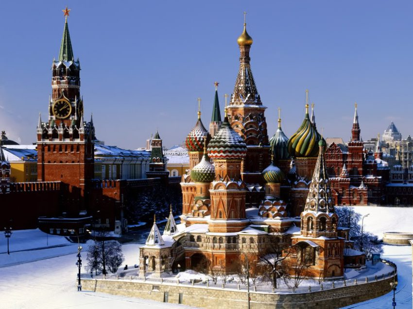 6 Reasons Why Russia is a Nice Country to Live in