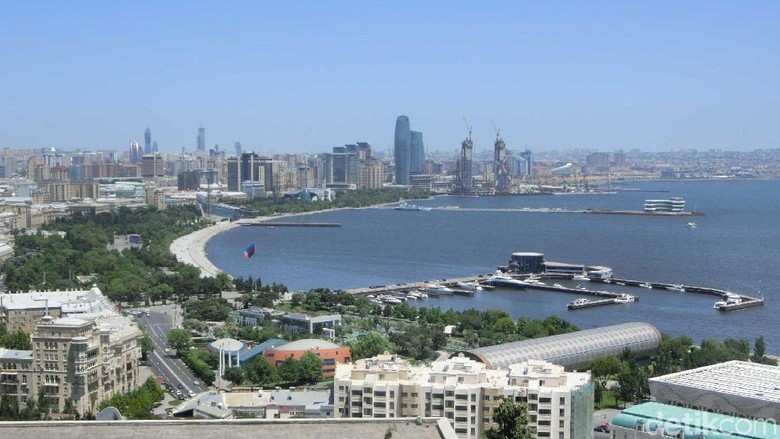 5 Surprising facts of Caspian Sea, Russia