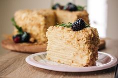 7 Must Known Facts Of Tasty Russian Napoleon Cake