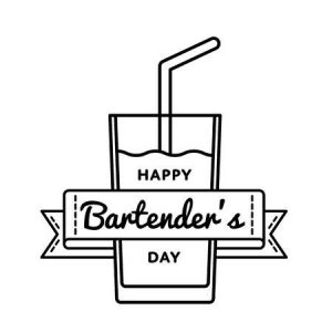 bartender day